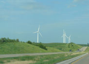 Apple to open data centers in Iowa because of wind energy